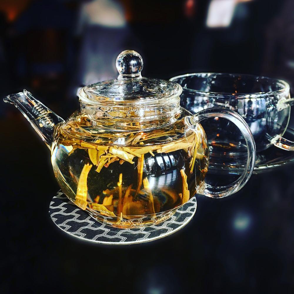 Spice Temple | Jasmine tea