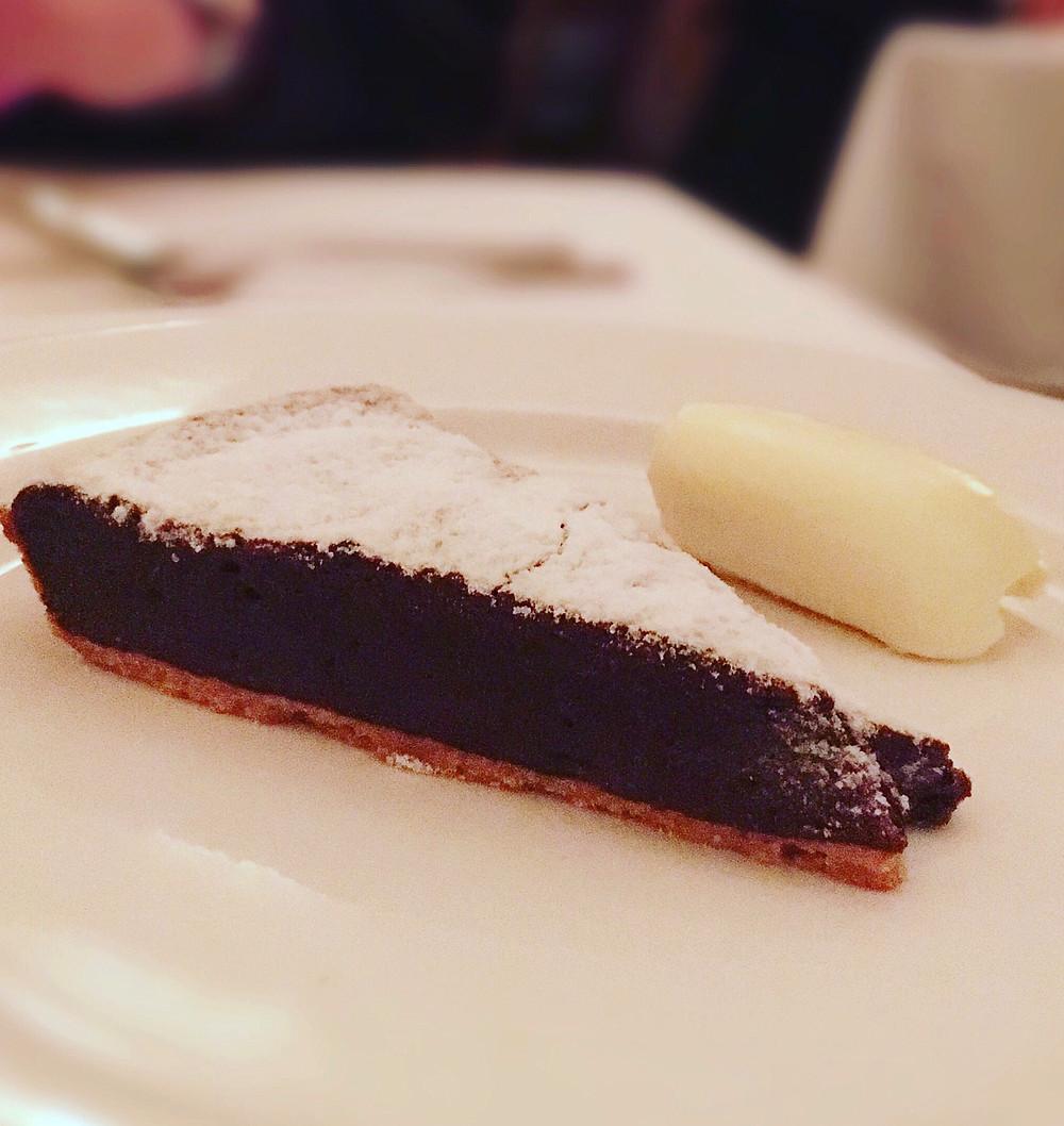 Cafe Di Stasio | Chocolate tart