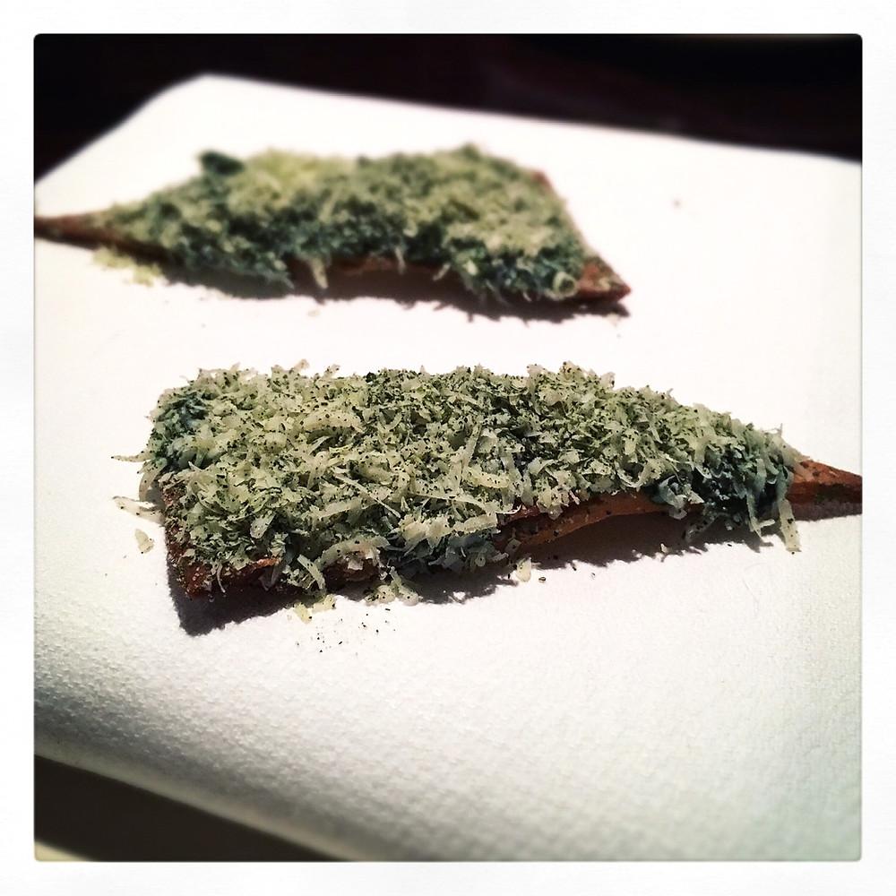 Ôter | Nettle cracker