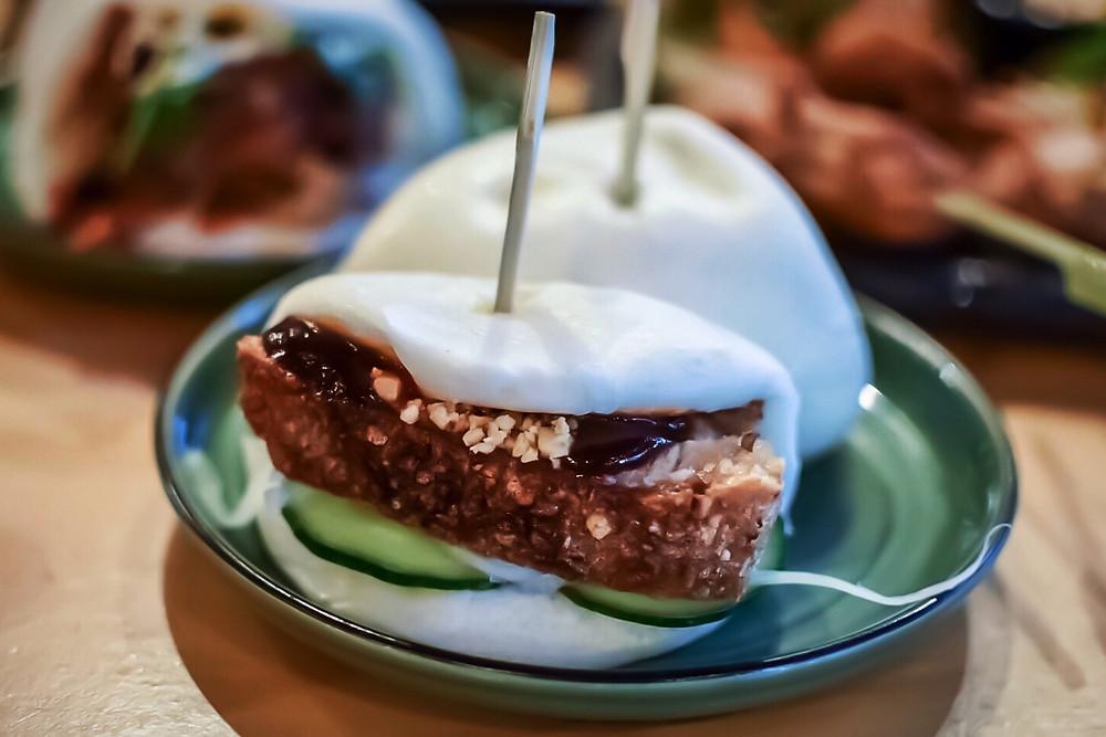 Hochi Mama | Crispy pork belly bao
