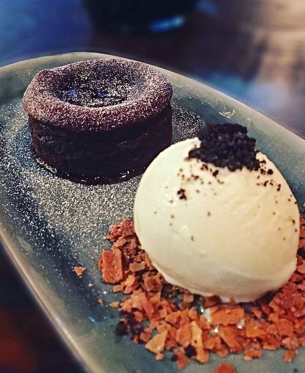 United Kitchen | Chocolate fondant