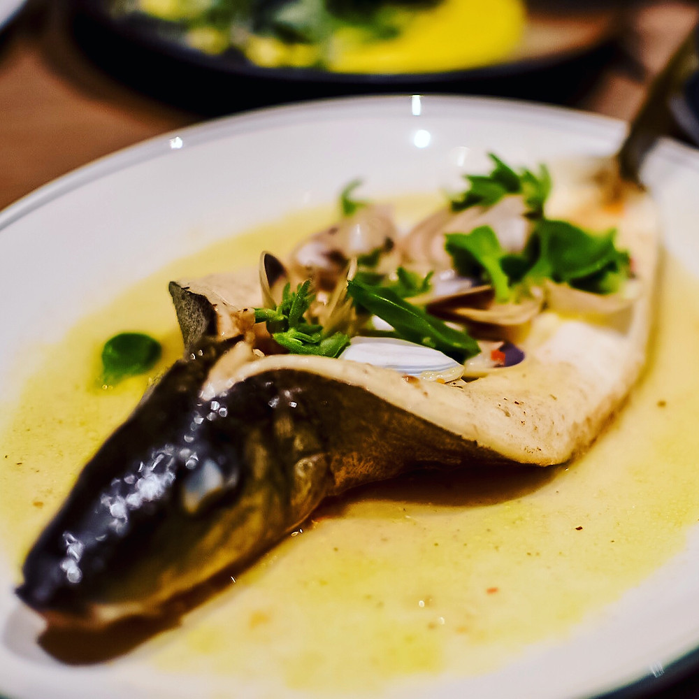 Osteria Ilaria | Whole Whiting, pippies