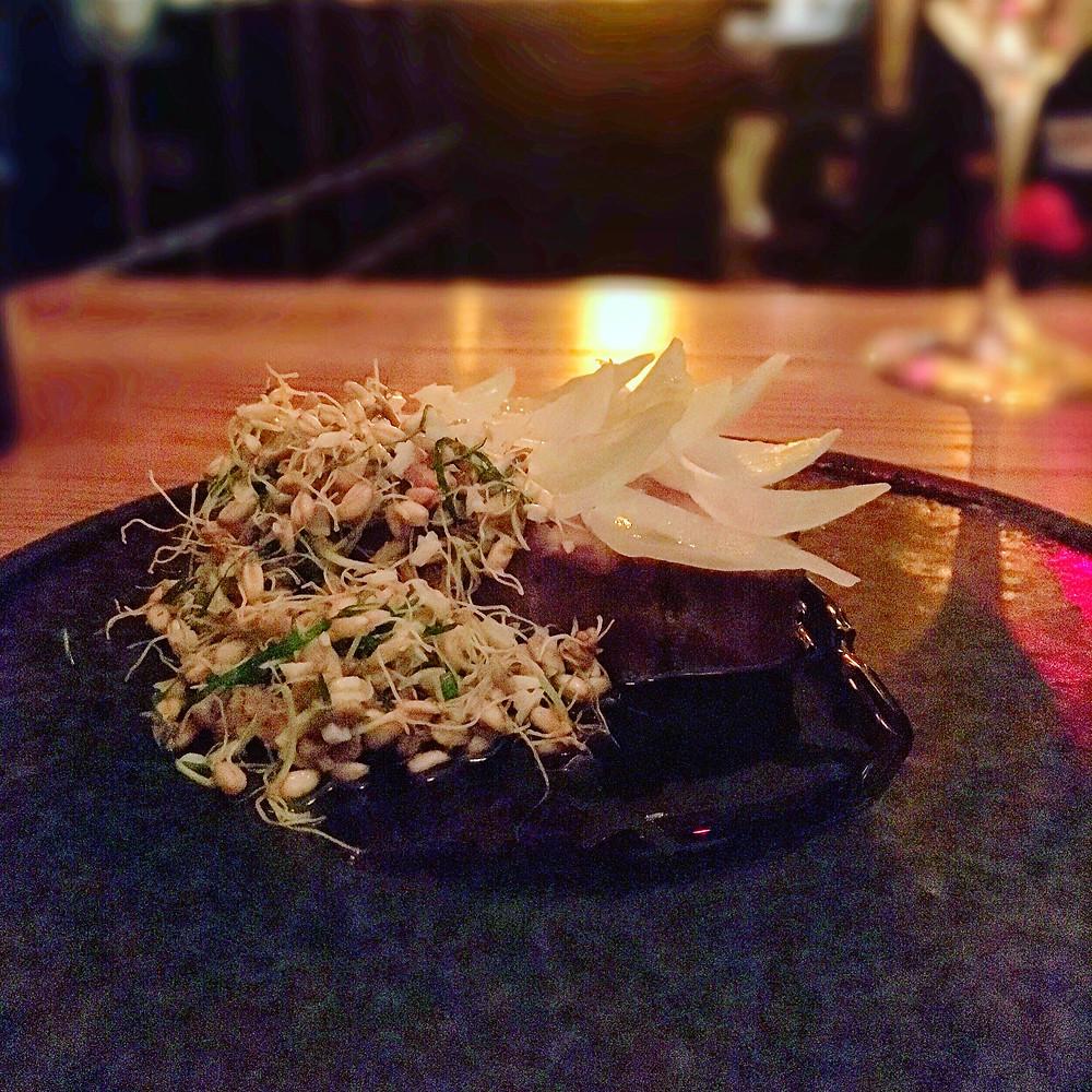 The Town Mouse | Pork scotch