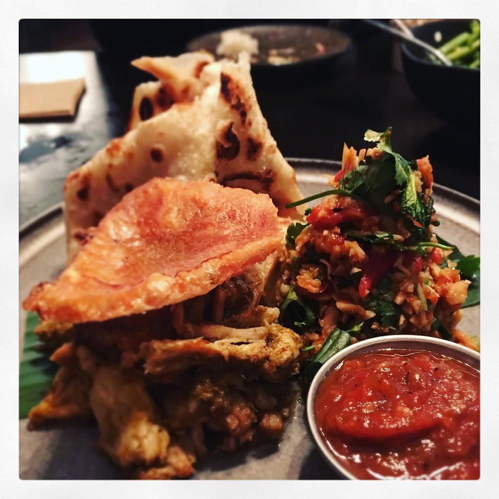 Rice Paper Sister | Balinese roast suckling pig