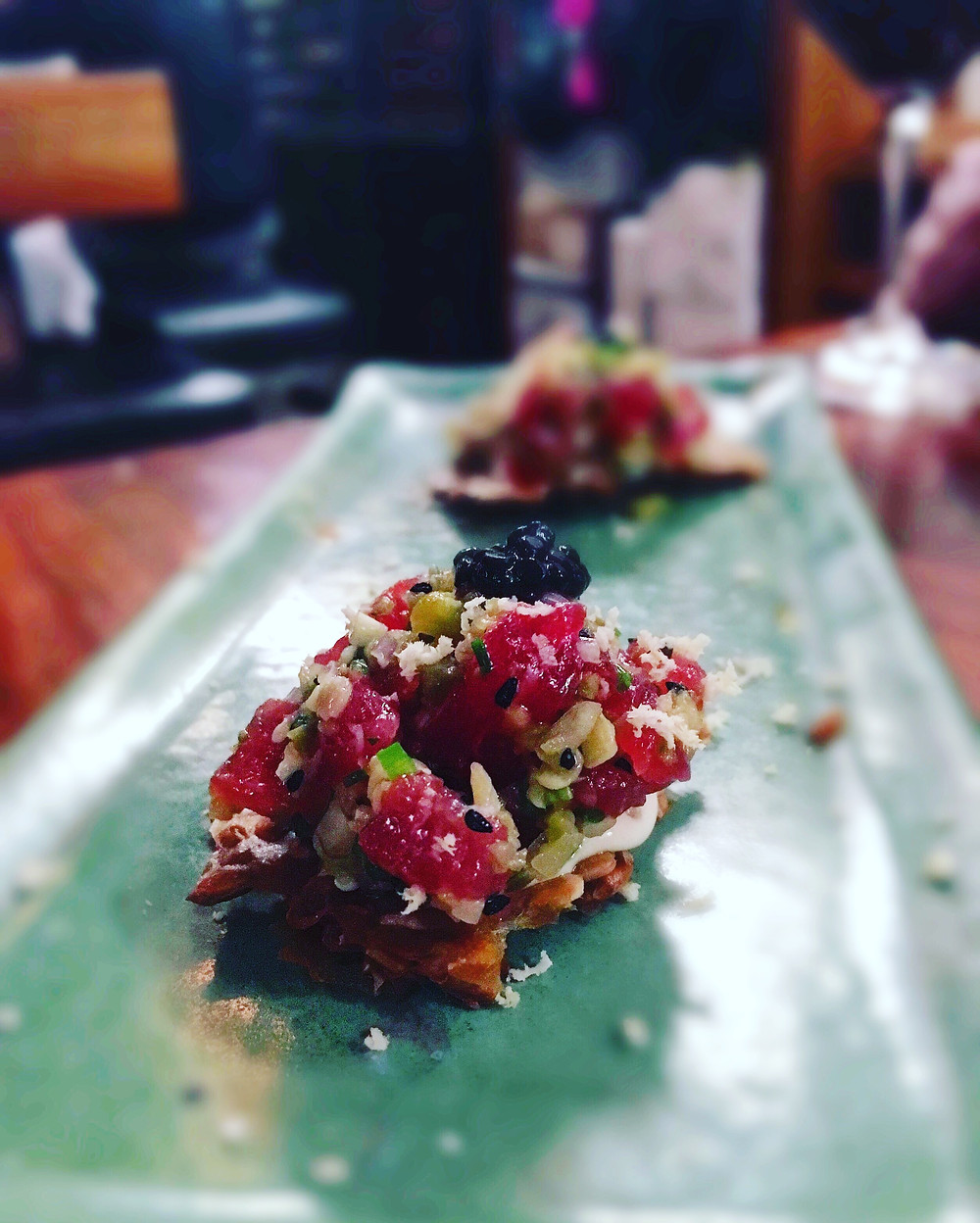 Melbourne restaurant reviews | MoVida Aqui | Tuna tartar