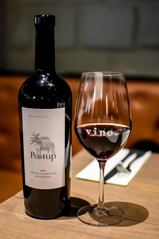 Osteria Ilaria | Croatia wine