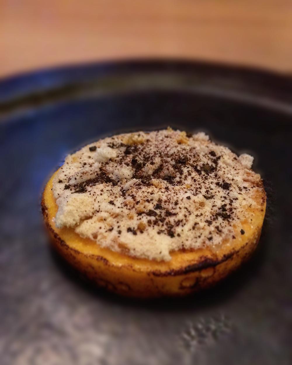 Amaru | Pumpkin tart & meringue