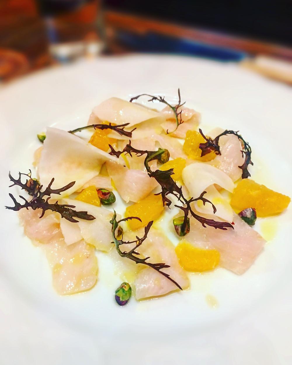 Melbourne restaurant reviews | Bistro Vue | Kingfish