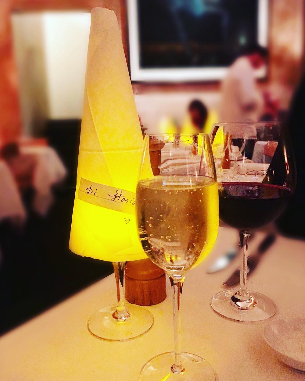 Cafe Di Stasio | wines