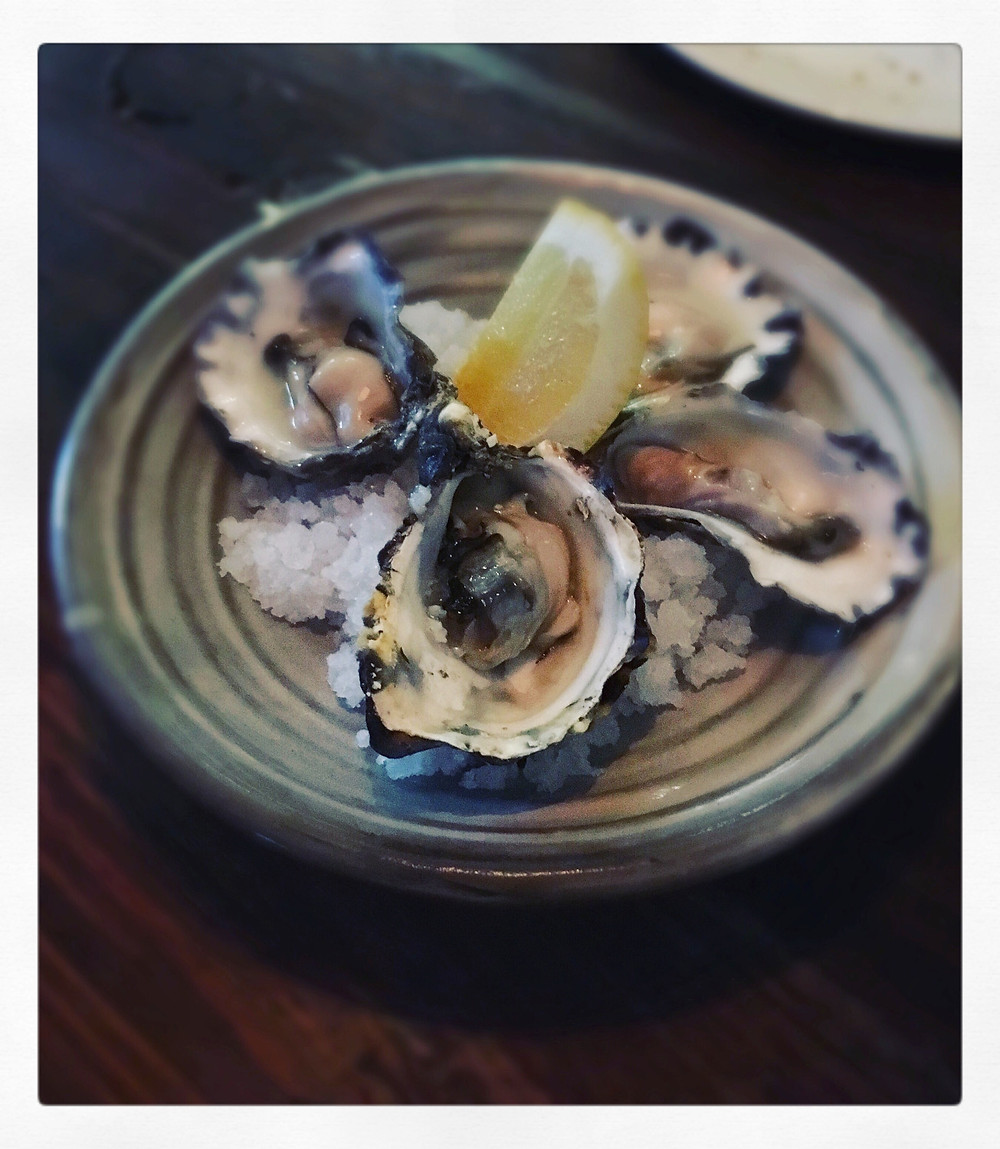 Bomba | Natural oyster
