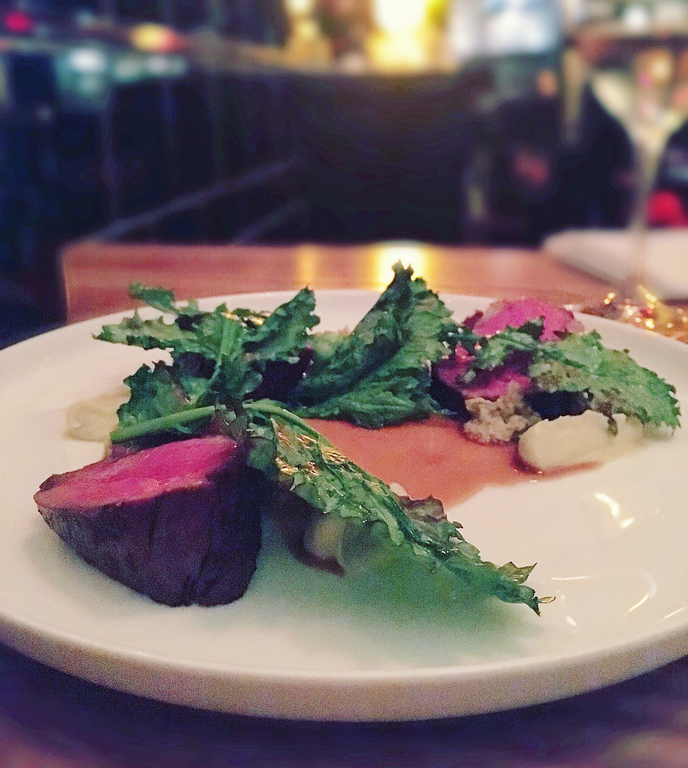 The Town Mouse | Lamb rump