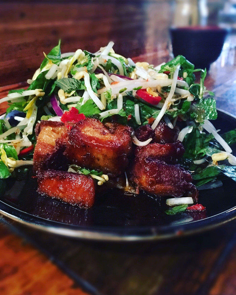 Rice Paper Scissors | Pork belly