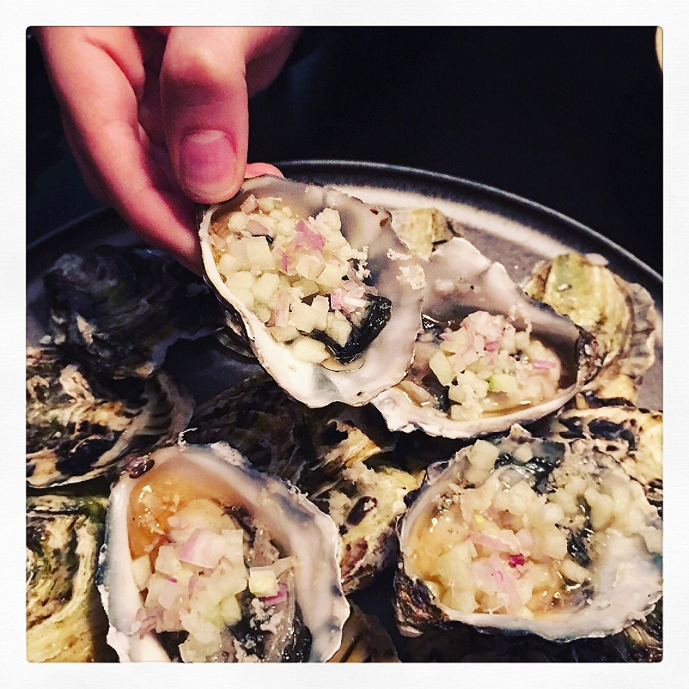 Rice Paper Sister | Oysters