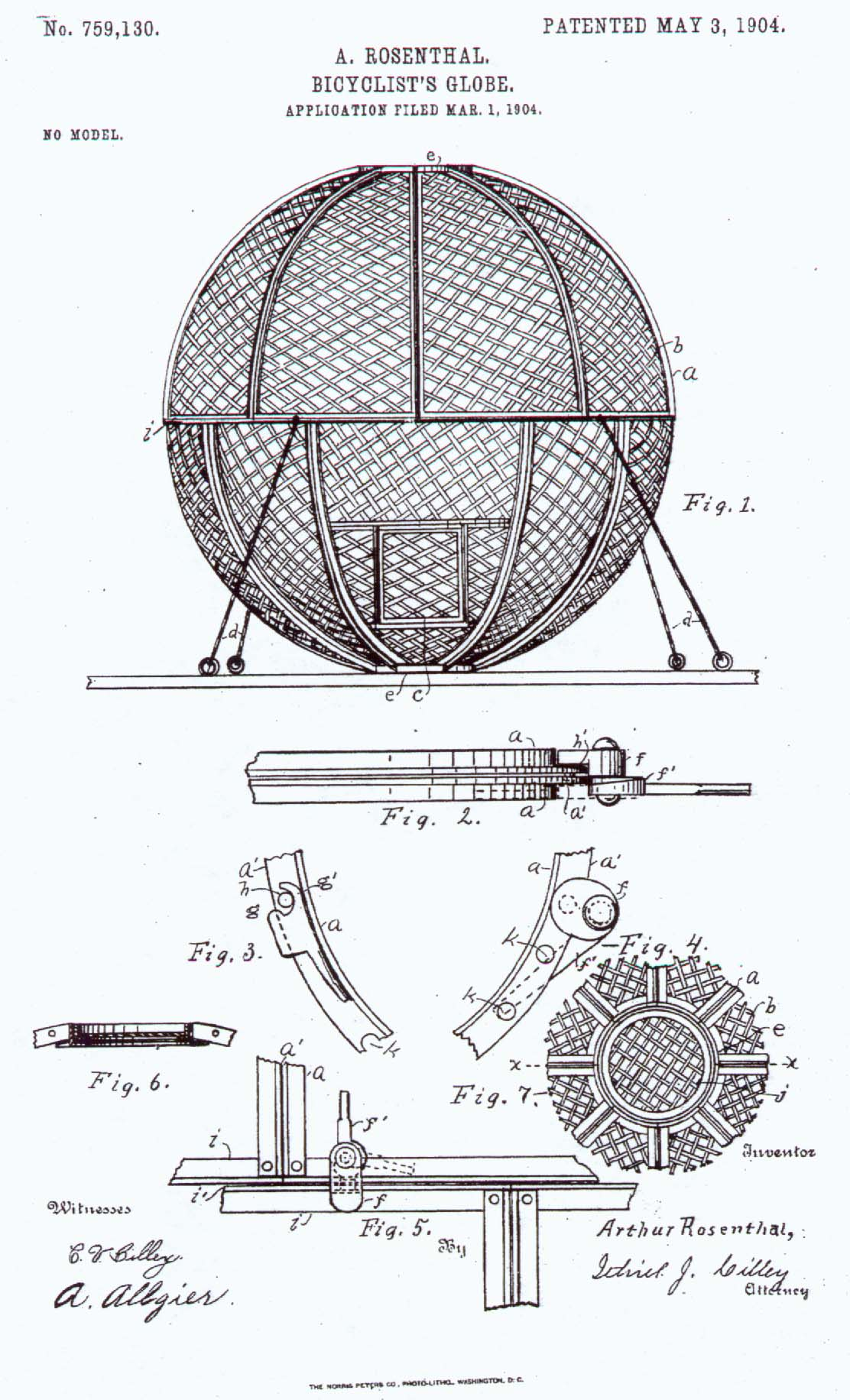 Original Patent Submission