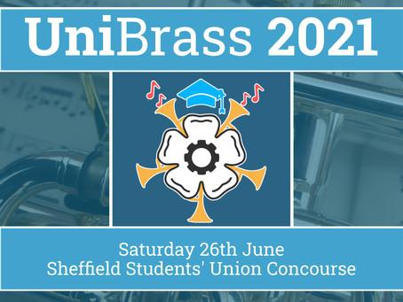 UniBrass announce 2021 contest