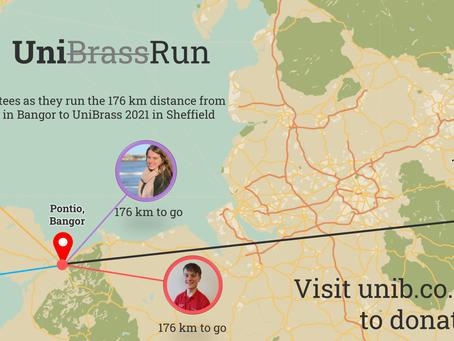 UniRun: Bangor to Sheffield