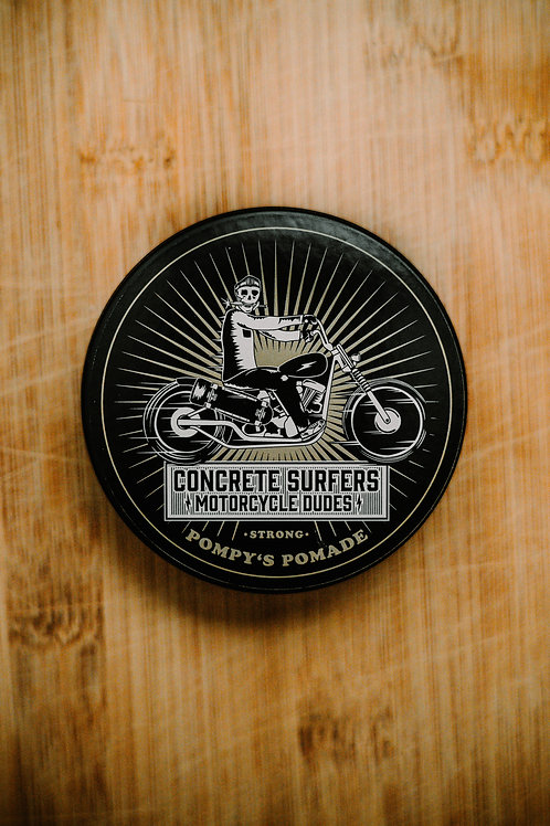 CSMD Pomade Strong Oud Wood