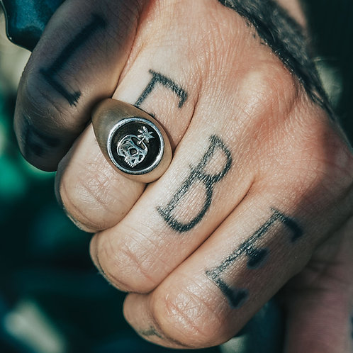 Paradise Lost Signet Ring