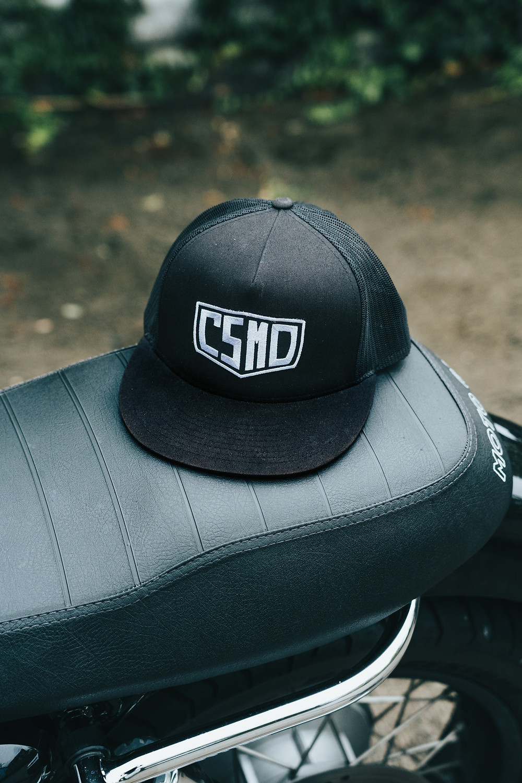 CSMD Crew Trucker Cap