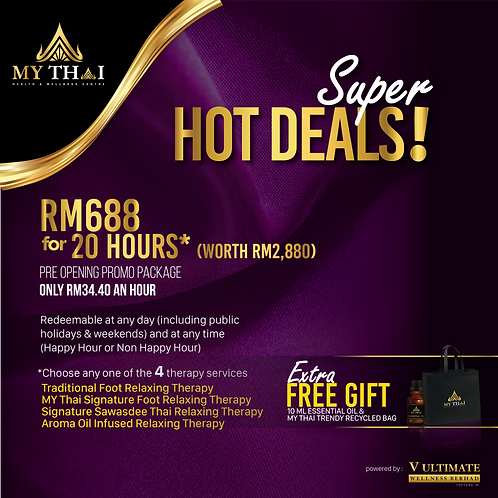 Super Hot Deals Package