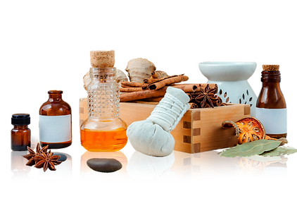 stock-photo-bottle-of-essential-oil-with