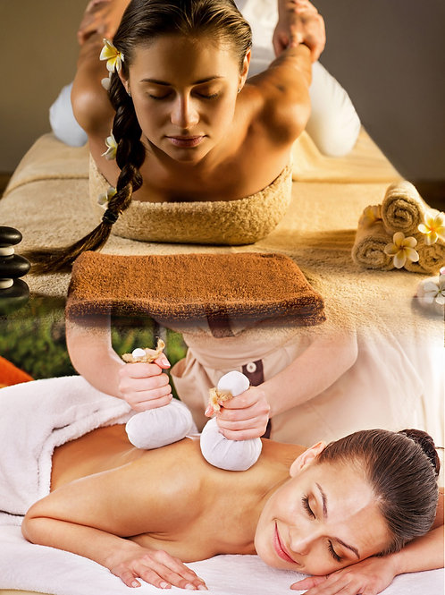 Signature Sawasdee Thai Relaxing Therapy Plus Hot Compress Therapy