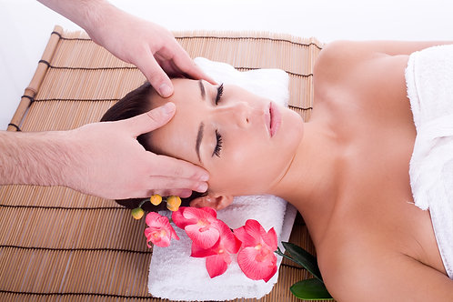 Back, Neck & Head Thai Relaxing Therapy