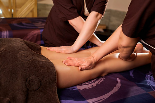 4 Hands Royal Signature Foot Relaxing Therapy
