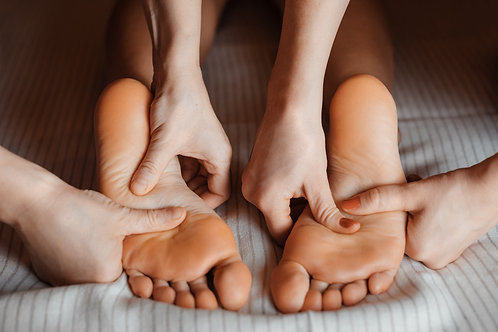 4 Hands Royal Foot Relaxing Therapy