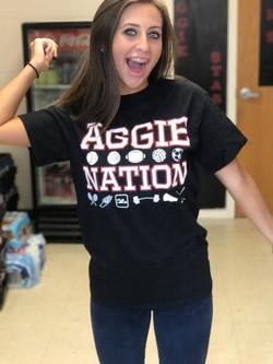 Aggie Nation Shirt