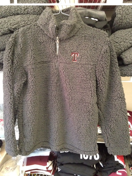 Light Grey Sherpa - $50