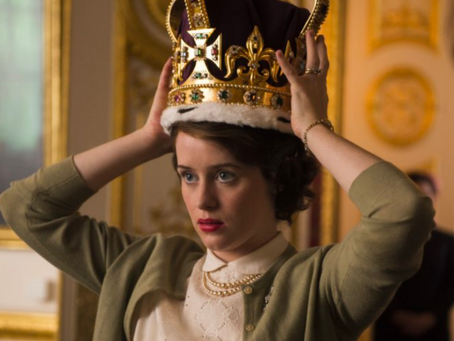 On watching The Crown