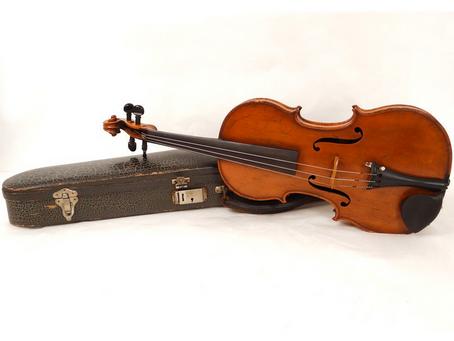 Grandmother's ukulele violin
