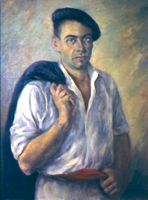 1960s painting of Roger