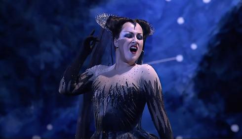 Queen of the Night Diana Damrau