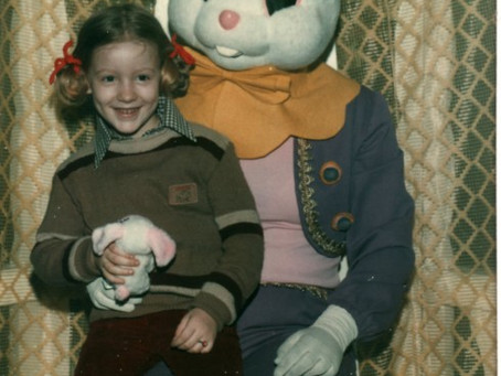 Easter, Paris c. 1979