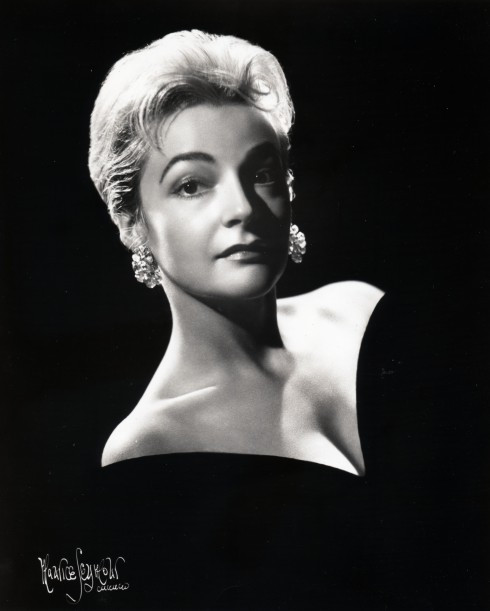 1950s IL Studio Photo Helene