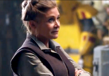 My Feminists are wrong to defend Princess Leia's appearance