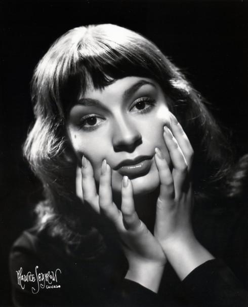 1960s IL studio photo MC hands