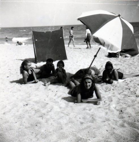 47 Palavas beach shot