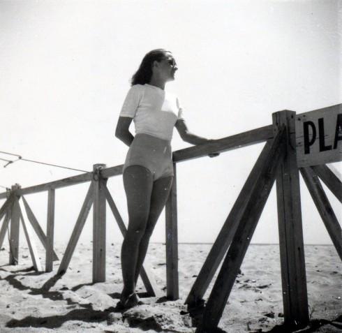47 Palavas Helene at beach