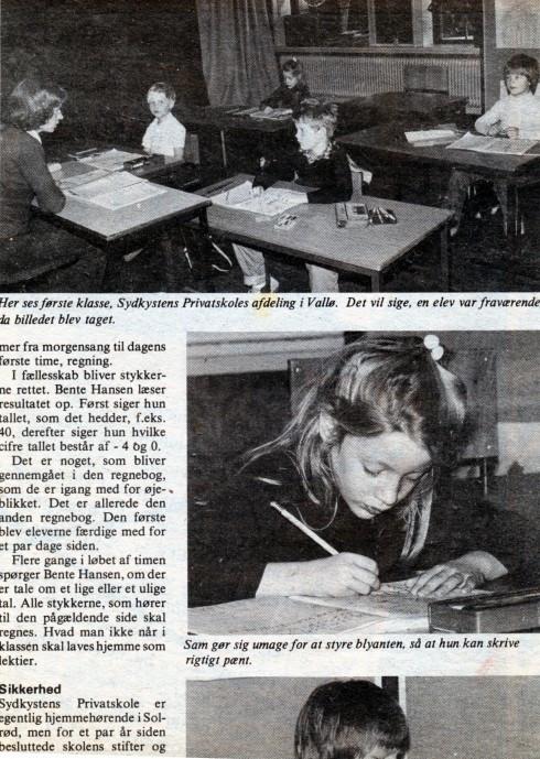 1982 DK Sam news clipping