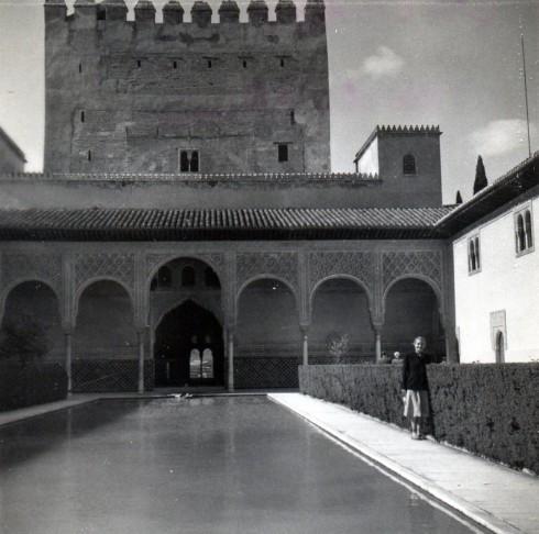 40s Helene Alhambra Granada Spain