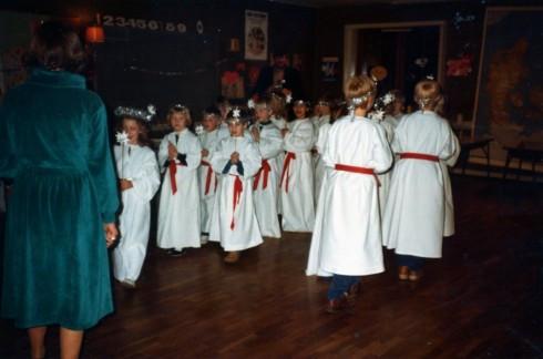 1983 Vallo Sam as Santa Lucia