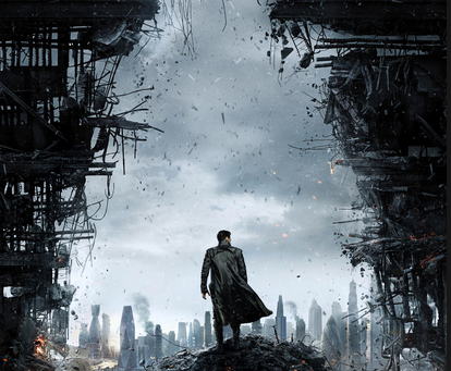 Star Trek Into Darkness – some thoughts