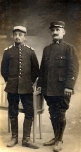 20s? Libourne, Sarmur military uniforms, Hector, Parrain-Not (check tree)