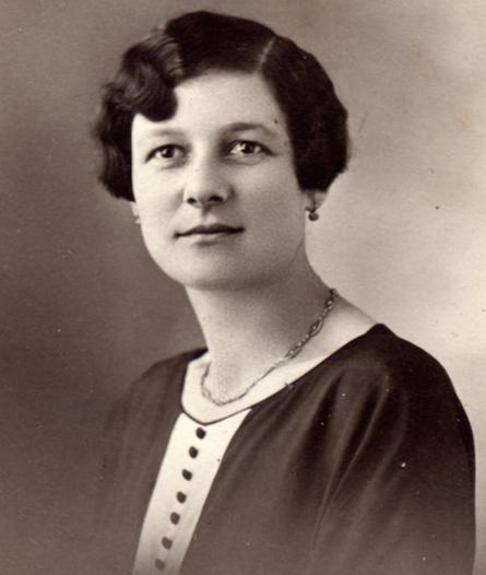 Elise Lasserre 1930s France