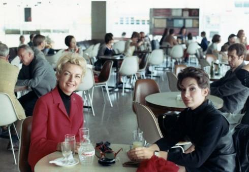 70s NY airport JFK? MC & Helene