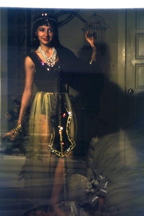 1950s IL Nora Street MC costume