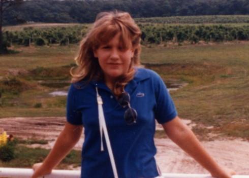 1986 Sam Chardin vineyard
